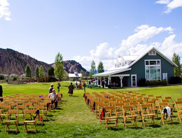 Wedding Ceremony Sites